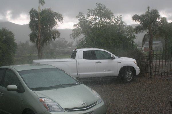 CA April 2012 Hailstorm