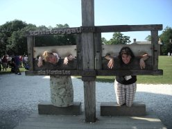 Stocks in Colonial Williamsburg
