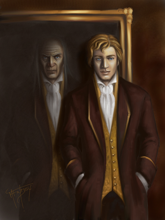 The Picture of Dorian Gray- Argumentative essay- 2 prompts, I don't understand eiher.