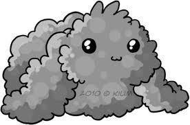 Lurking dust bunnies