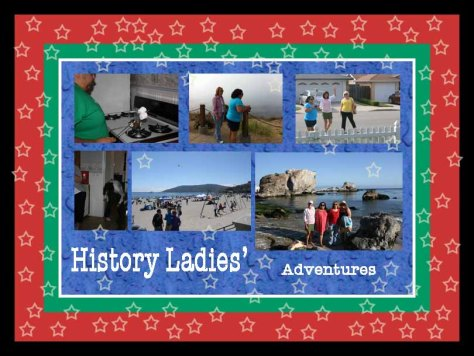 July History Ladies' Vacation