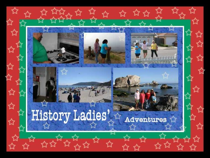 July History Ladies' Vacation