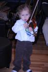Lisa Winkler's grandson