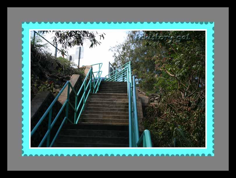 Stairway to achievement
