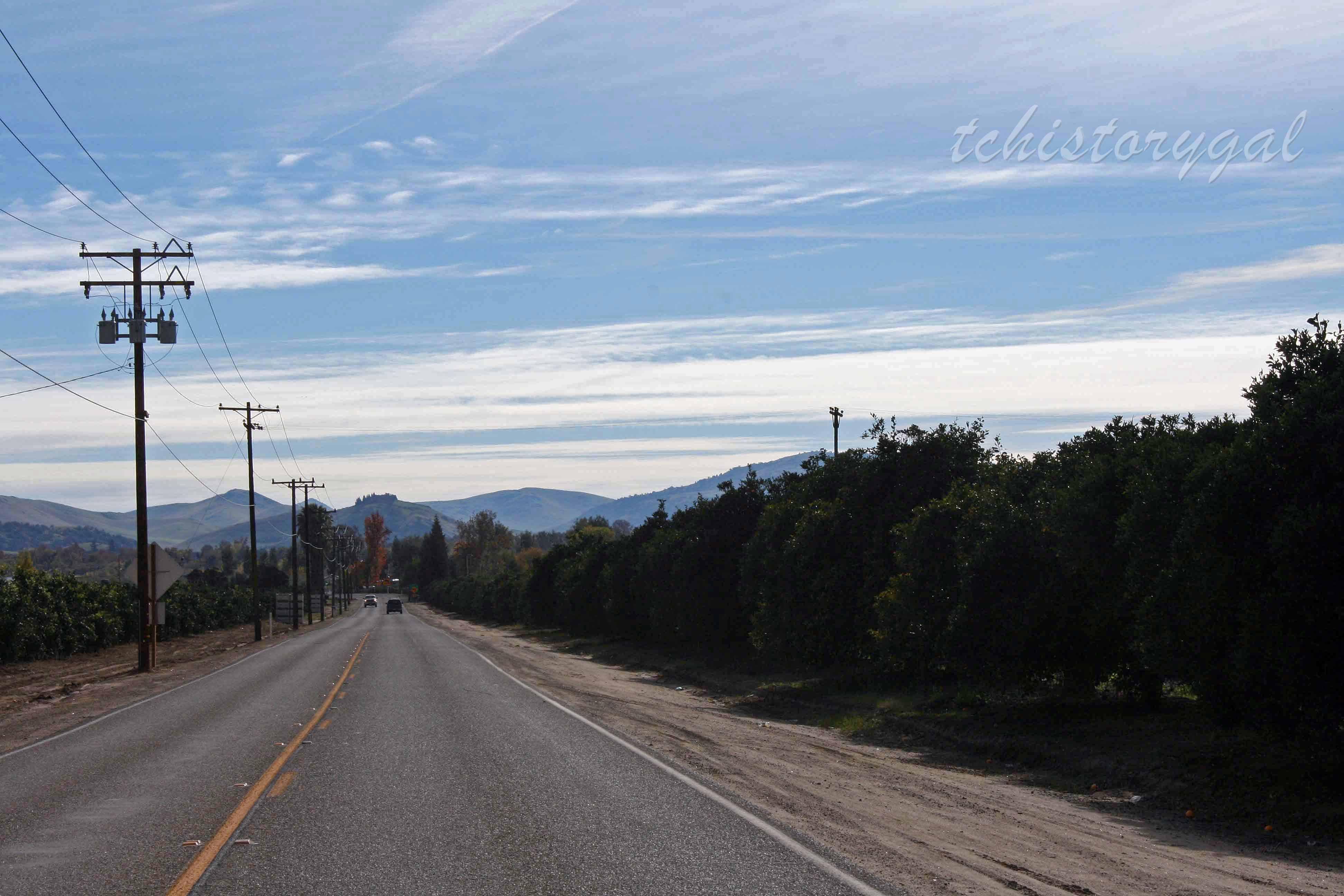 TC Drive to Kaweah Lake014