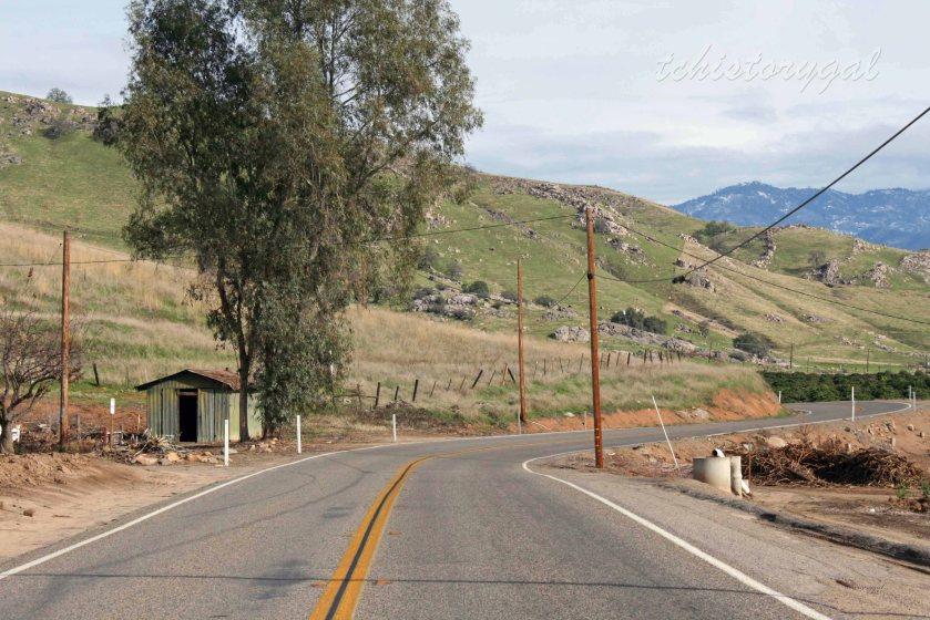 TC Drive to Kaweah Lake025