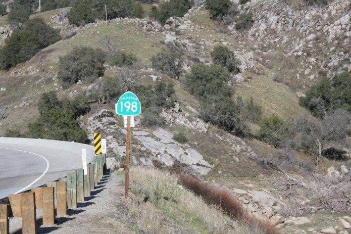 TC Drive to Kaweah Lake076