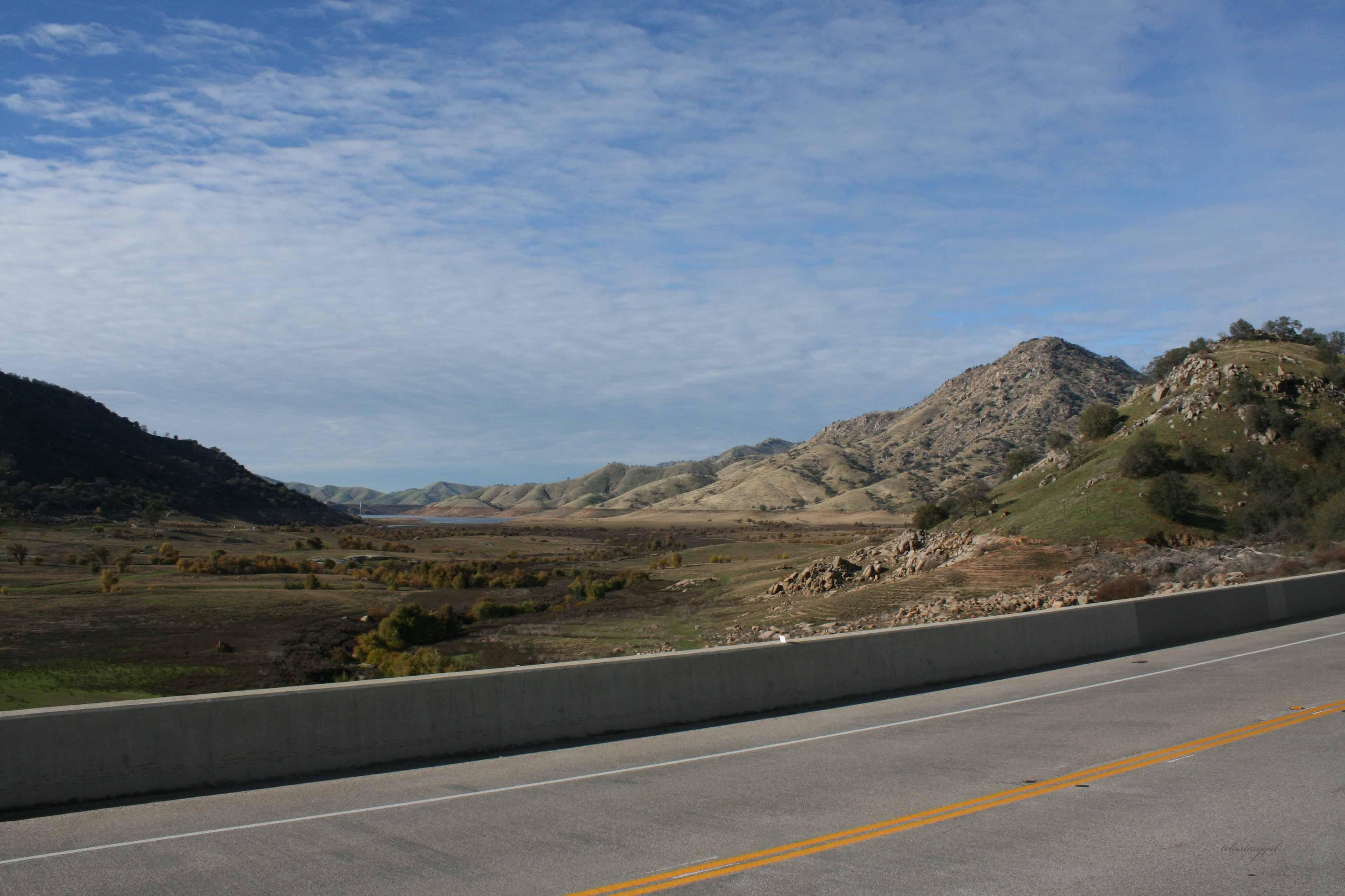 TC Drive to Kaweah Lake082