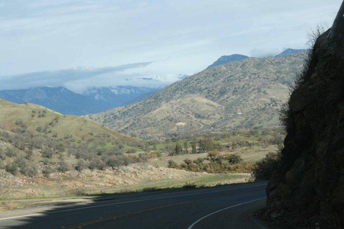 TC Drive to Kaweah Lake094