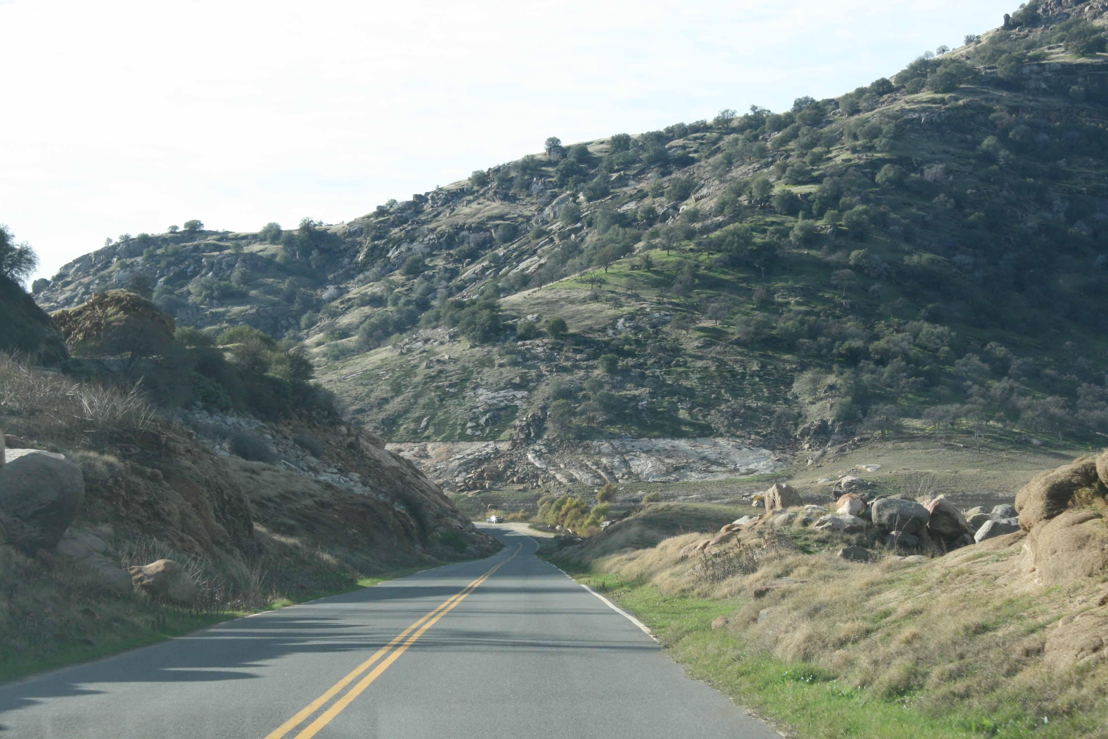 TC Drive to Kaweah Lake097