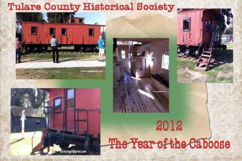 Year of the Caboose