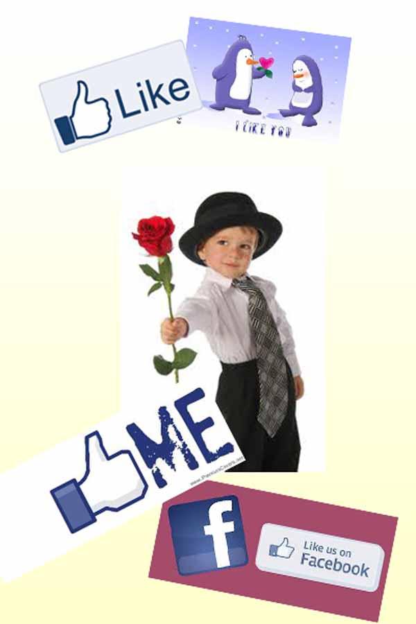 Like me?