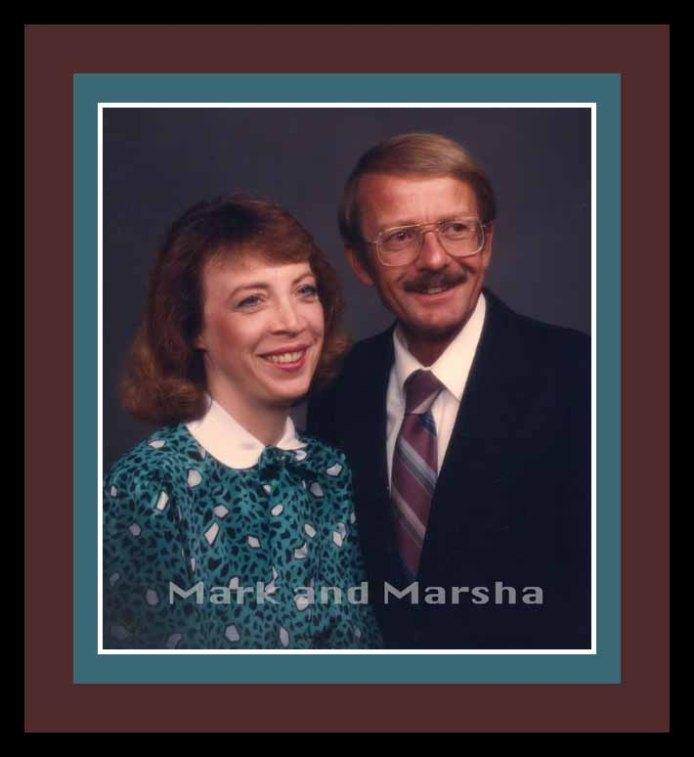 Mark and Marsha