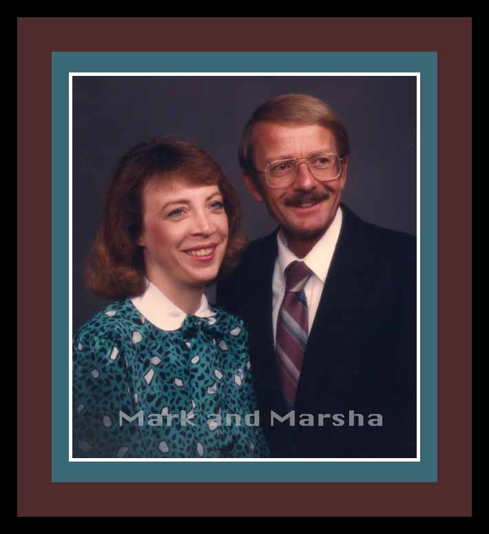 Mark and Marsha