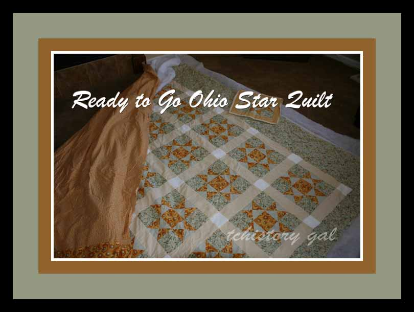 Ready to Go Ohio Star