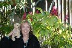 San Diego History Girls Balboa Park, Marsha, Manny