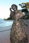 San Diego History Girls, golden girl, Balboa Park, dreamy