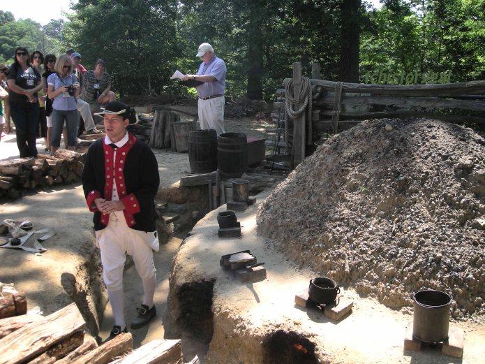 Revolutionary War Military Life