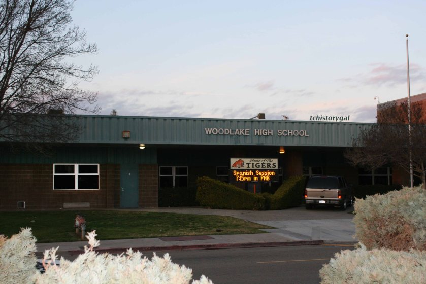 Woodlake High School 2013