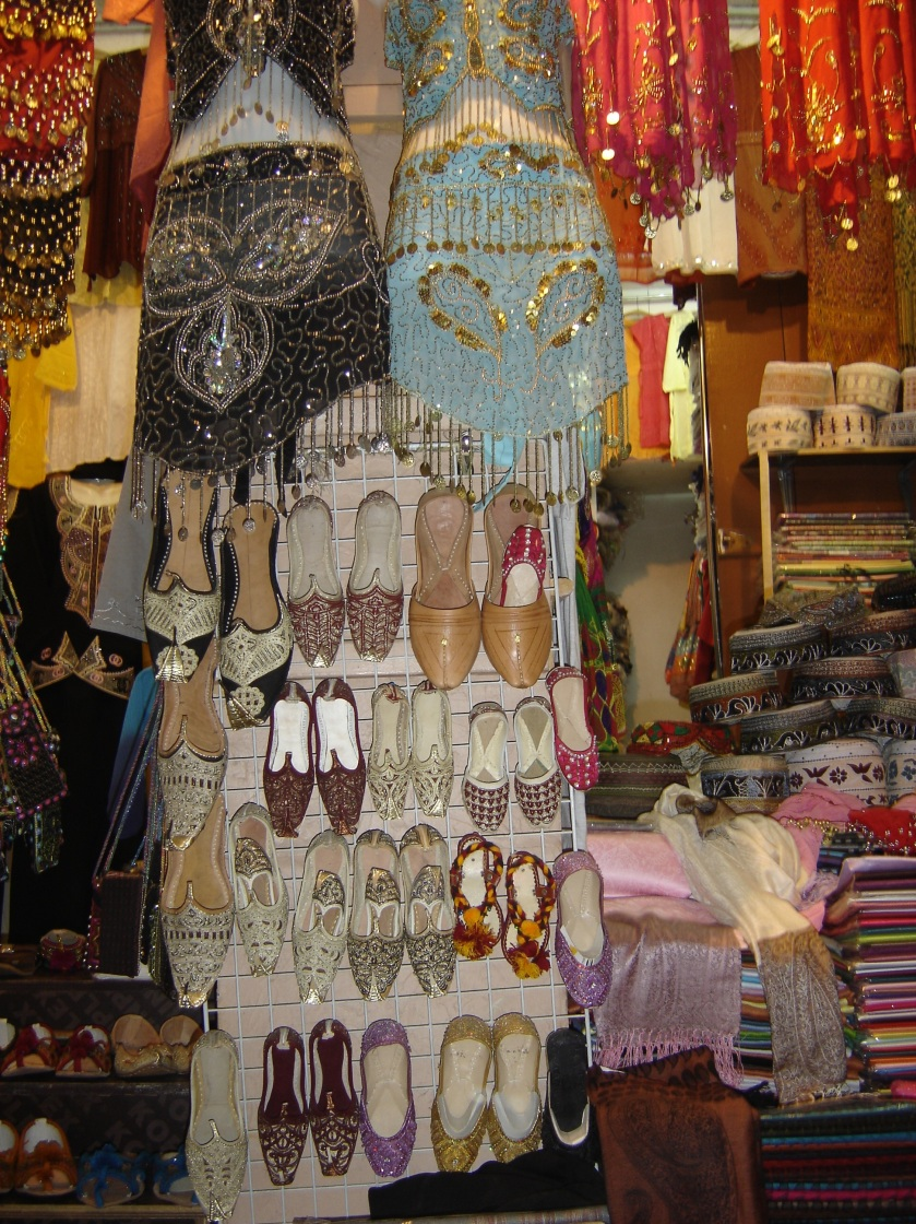 Carol's Shopping Trip 4