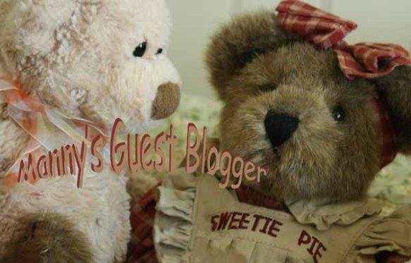 Guest Blogger sign Med
