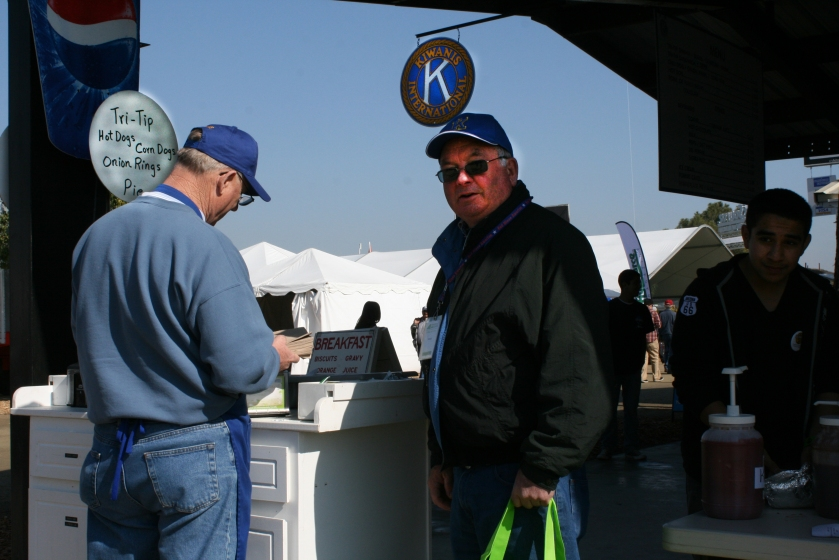Kiwanis Club Booth #21