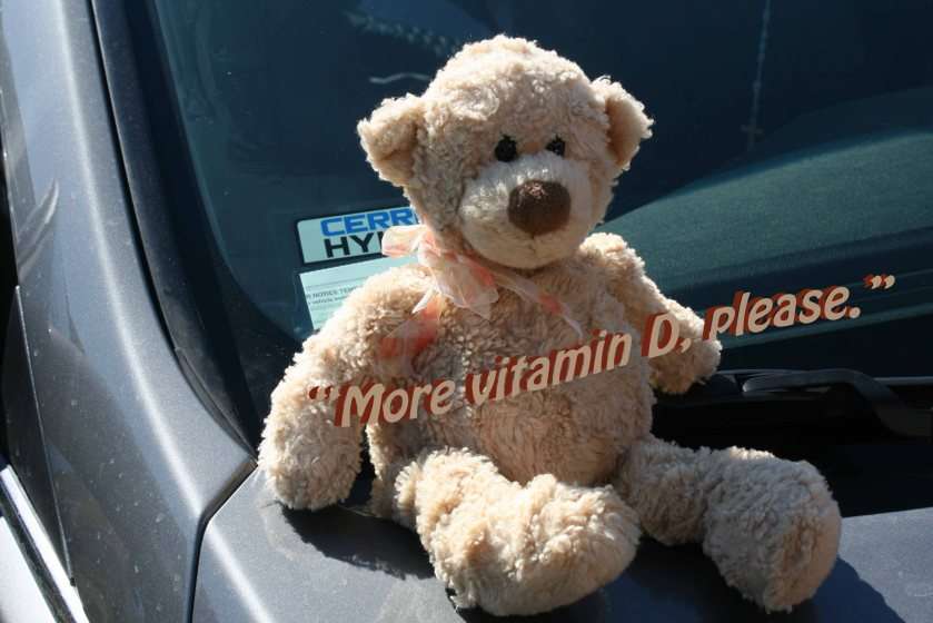 Ongoing need for vitamin D