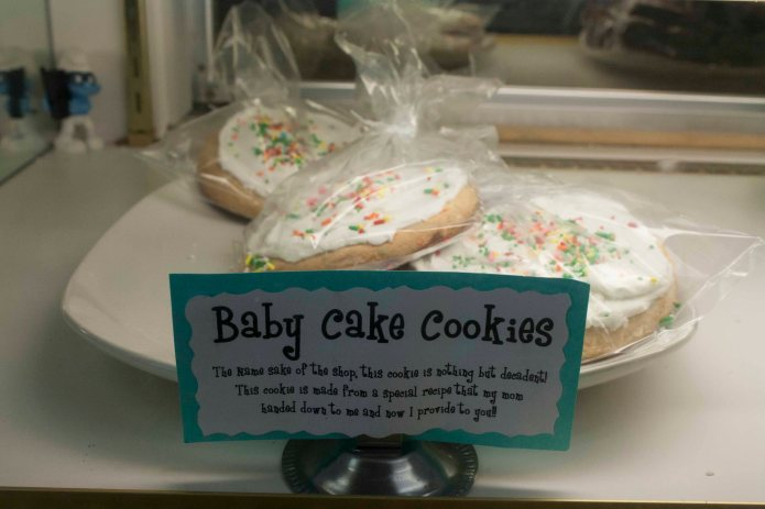 Best cookie I have ever had bar none, and I make great cookies!