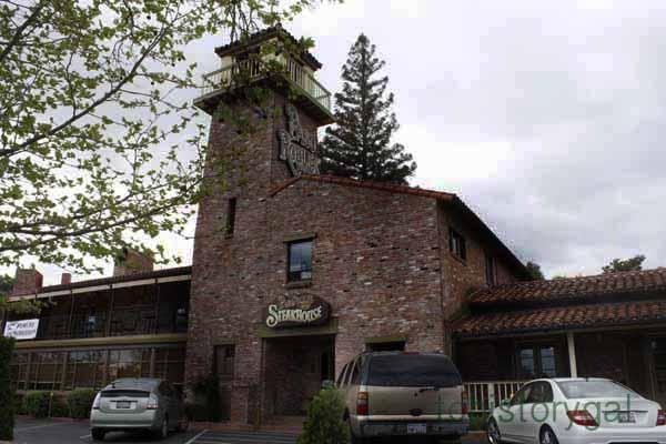 Paso Robles Inn, built in 1891.