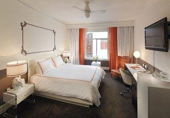 Vertigo Hotel remodeled