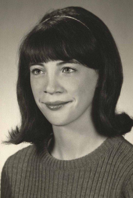 Marsha Lee aged 17