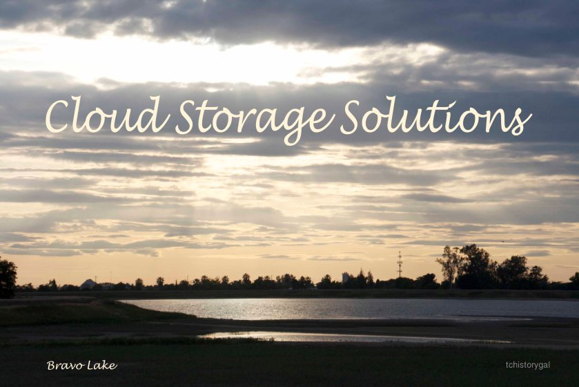 Cloud Storage Solutions