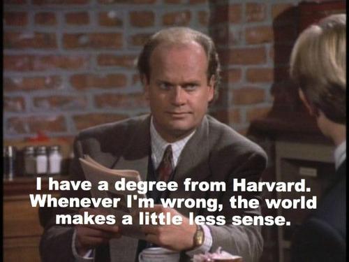 Dr. Frasier Crane