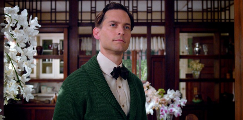 Tobey Maguire as Nick Carraway