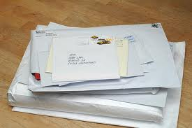 Guess which envelope contains a check for $200,000.