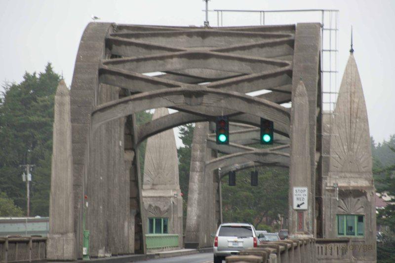 Accidental Vacation 104 Oregon Bridge