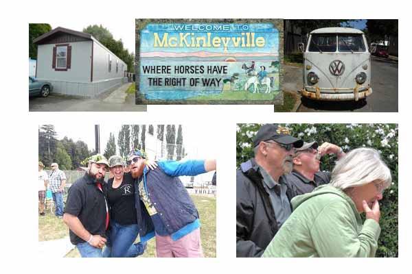 McKinleyville collage
