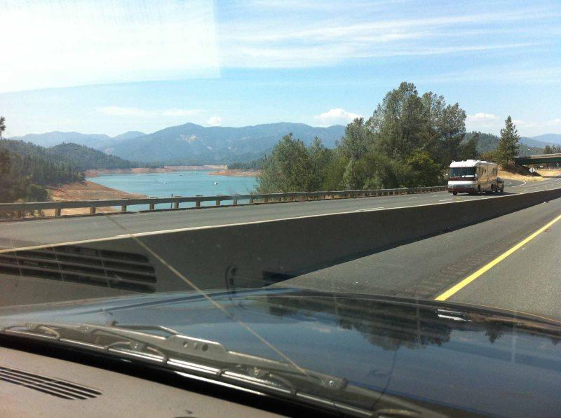 Accidental Vacation 103 Oregon highway