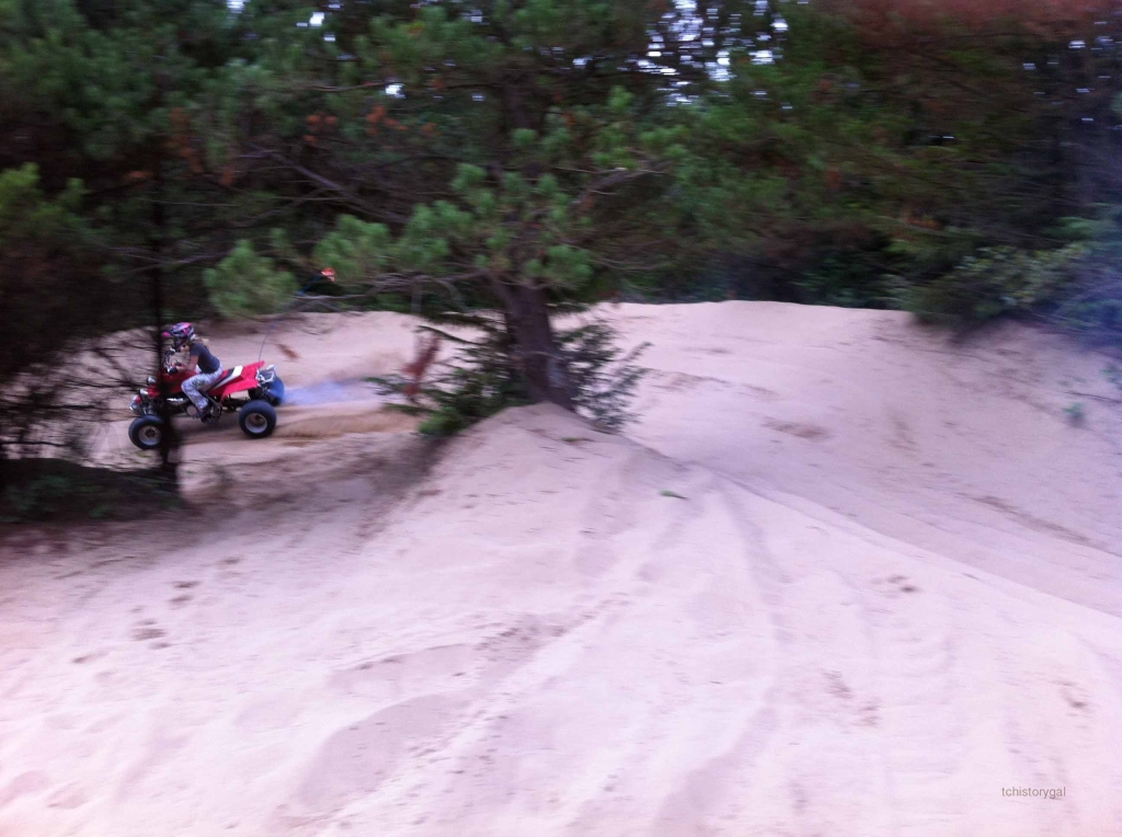Accidental Vacation Oregon Dunes ATV