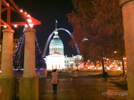 St. Louis lights