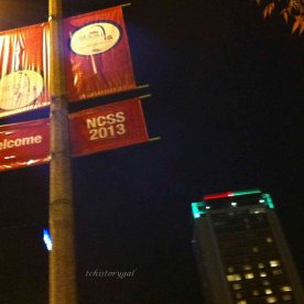 2013 St. Louis, MO lights NCSS Sign