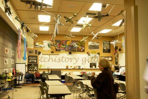 Brian's classroom