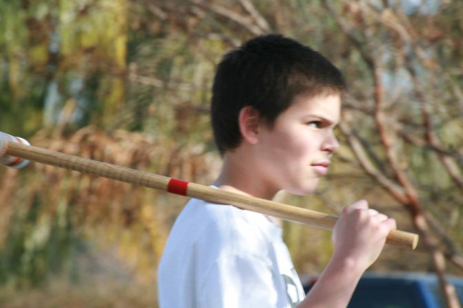 How to Play Croquet with Kids