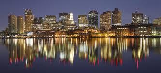 Boston at night2