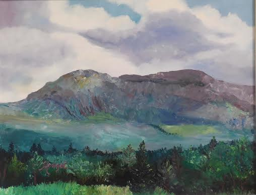 Linda's mountain