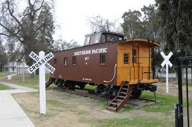 Visalia Electric Caboose