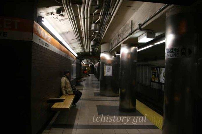 Boston Underground T
