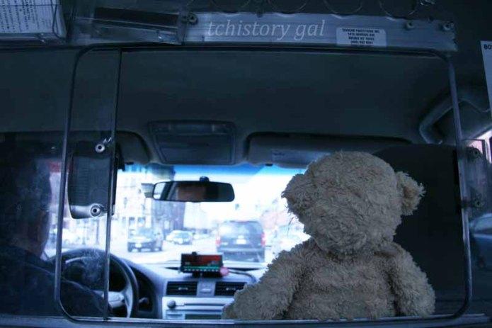 On the Move via Taxi