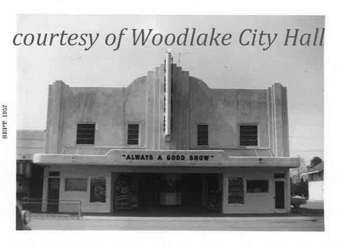 Dreams of Woodlake, CA Past