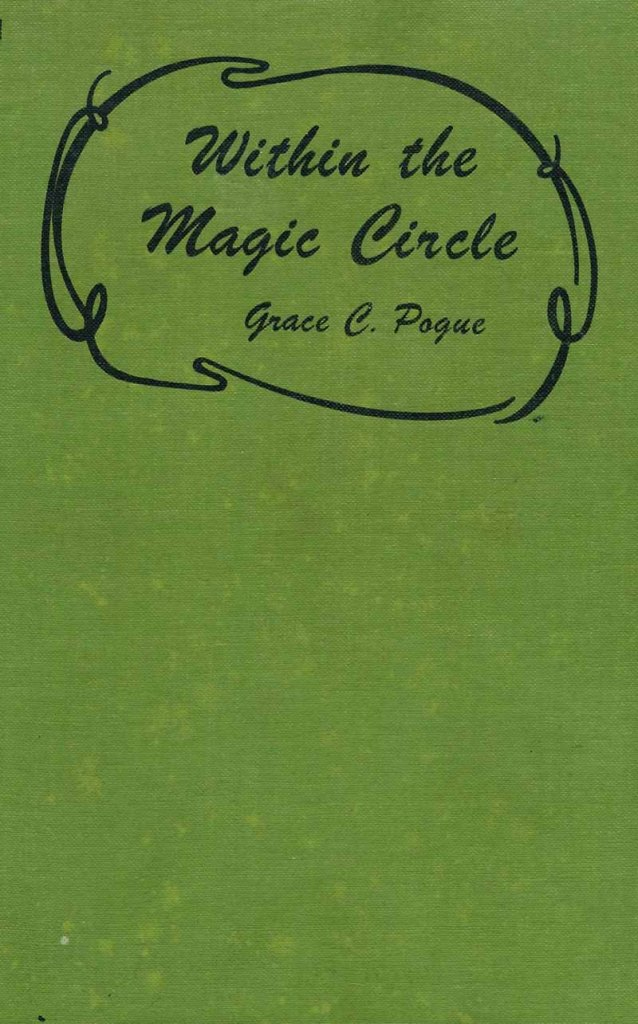 Grace Pogue ~ Within The Magic Circle copy-1